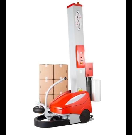 Robot autopropulsado para envoltura elástica automática MAS 202 - 210 - 212 - 214
