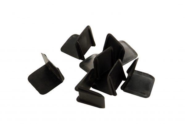 Cantoneras de plástico