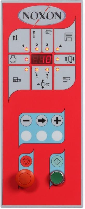 Envolvedora semiautomática EKKO102