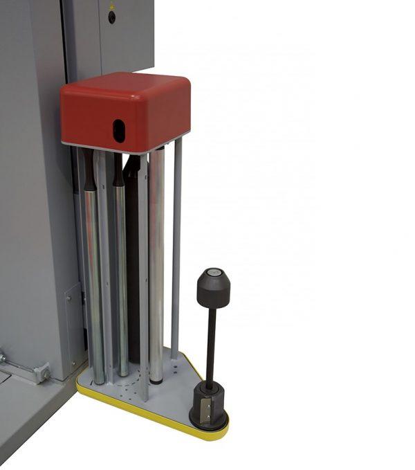 FREESBY Envolvedora Semiautomática