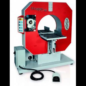 Envolvedora Orbital Horizontal Automática Wrappy m4 - m6 - m9 - m12