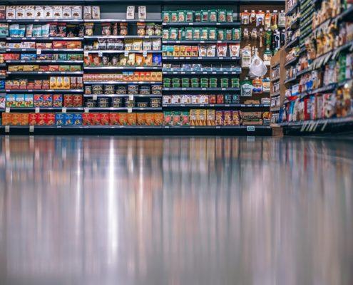 embalaje de productos alimenticios